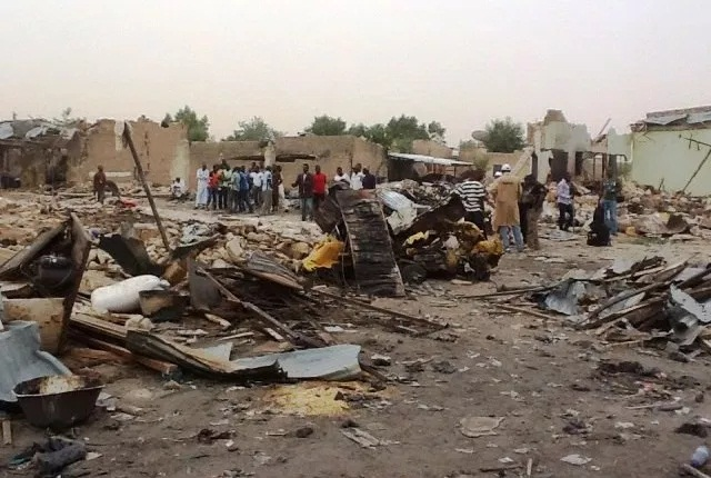 30 killed, many injured in Borno bomb attack
