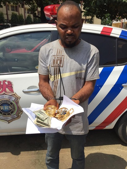 Image result for Agent who hires housemaids to steal employer's valuables arrested