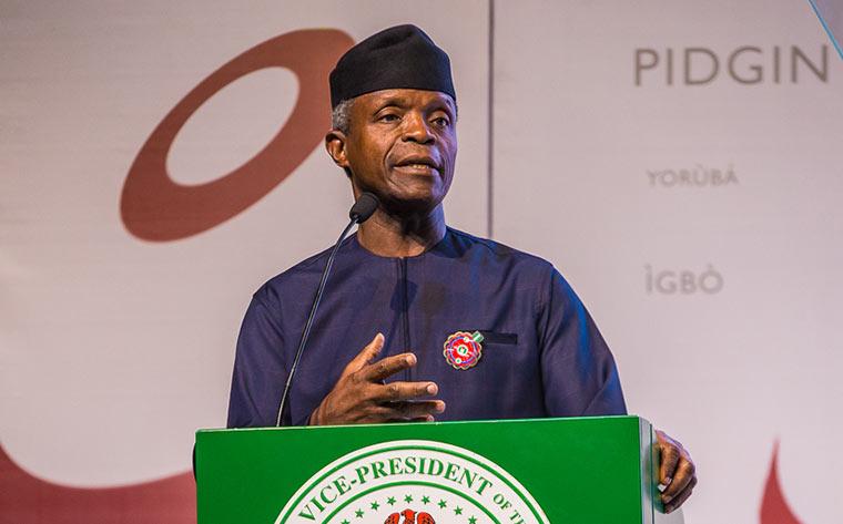 Osinbajo predicts future prosperity in A/Ibom