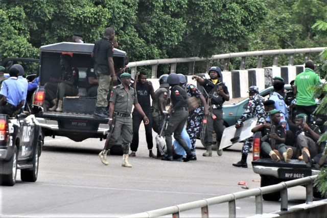 Police arrest 21, impound 53 vehicle for violating... — Daily Times Nigeria