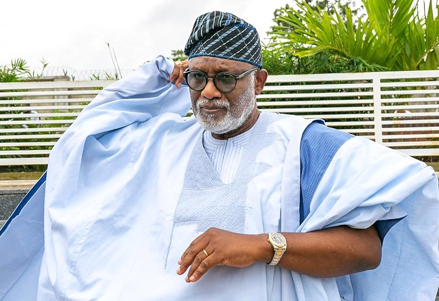 Akeredolu seeks more synergy among agencies to tackle insecurity