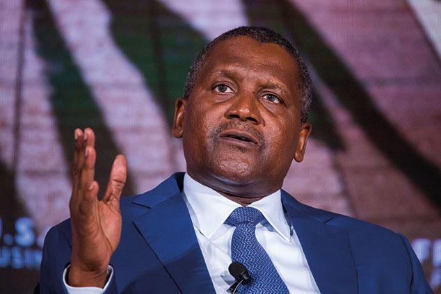 Dangote Refinery's 650,000 daily productions good example of local content- Wabote