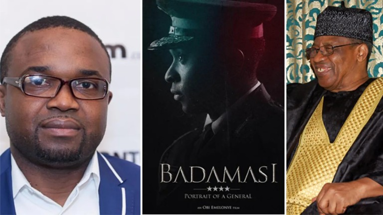 'Badamasi: Portrait of a General'; Director, Obi Emelonye gets death threats over Film on IBB.