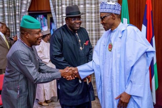 President Muhammadu Buhari, NDDC