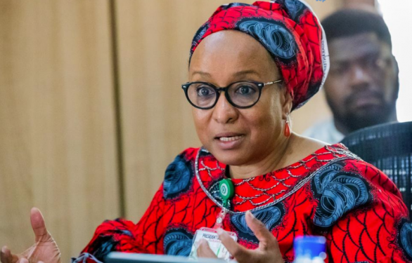 Maryam Uwais, Special Adviser to the President on Social Investments,  Transfer