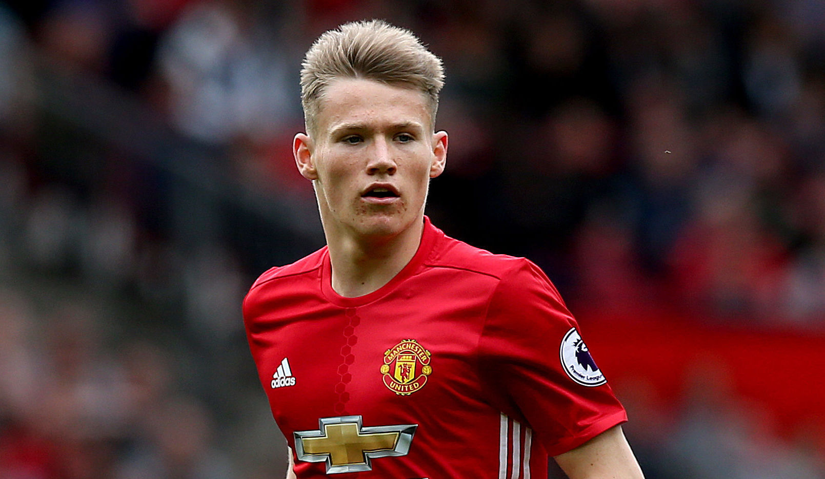 Scott McTominay -daily times