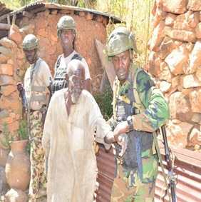 CLEARANCE PATROL: Nigeria Army Troops rescue, women, children from Boko Haram