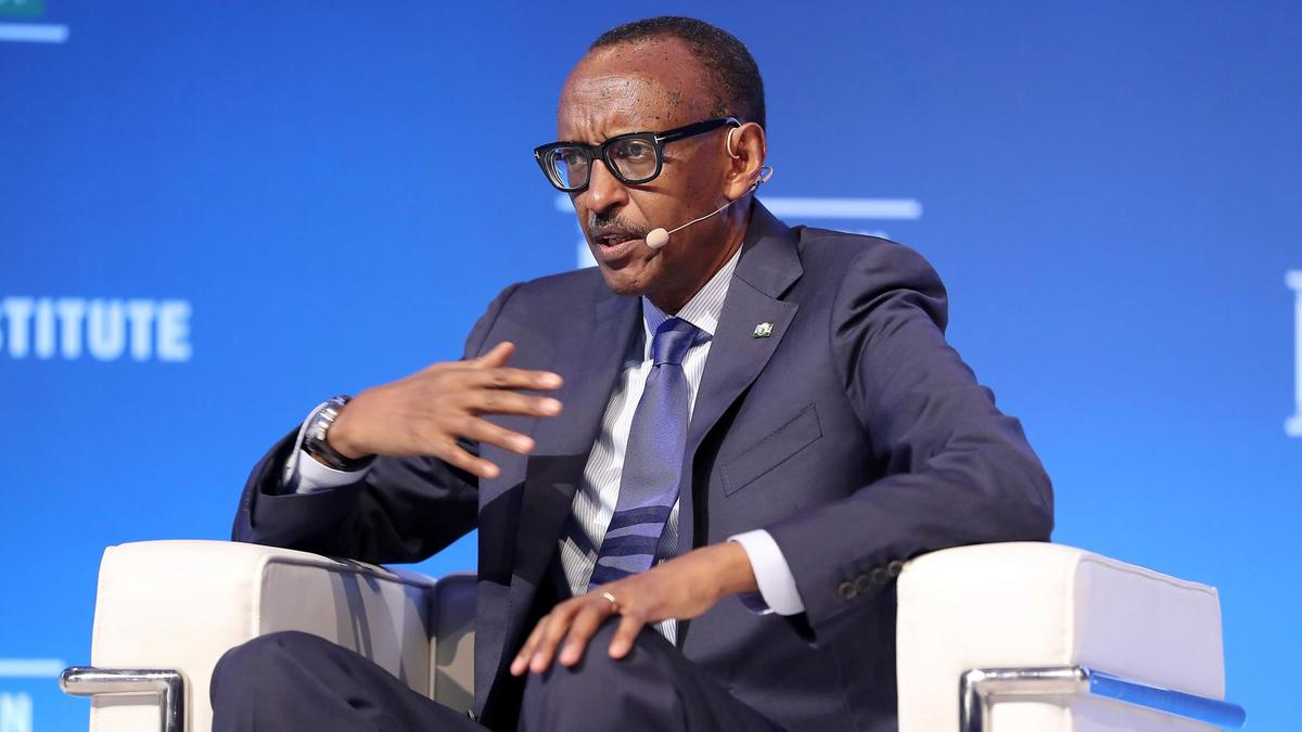Phone-spying software too expensive for me – Rwandan president