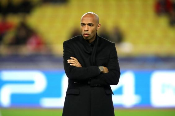 thierry henry- daily times