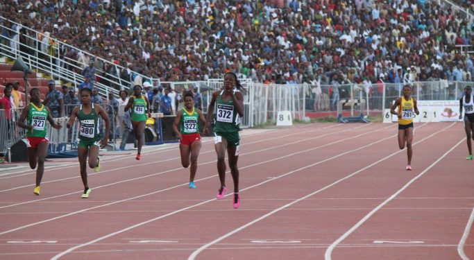 African Track Championship- DAILY TIMES