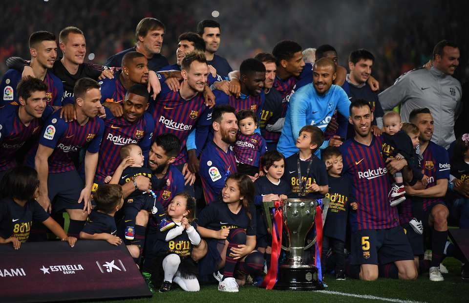 Barcelona -daily times