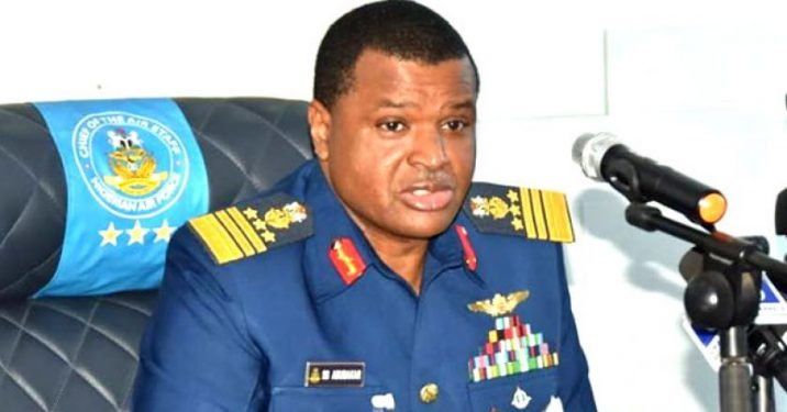 chief of air staff