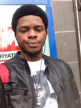 Nigerian DJ