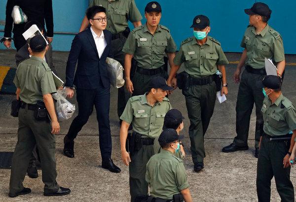 hong-kong police