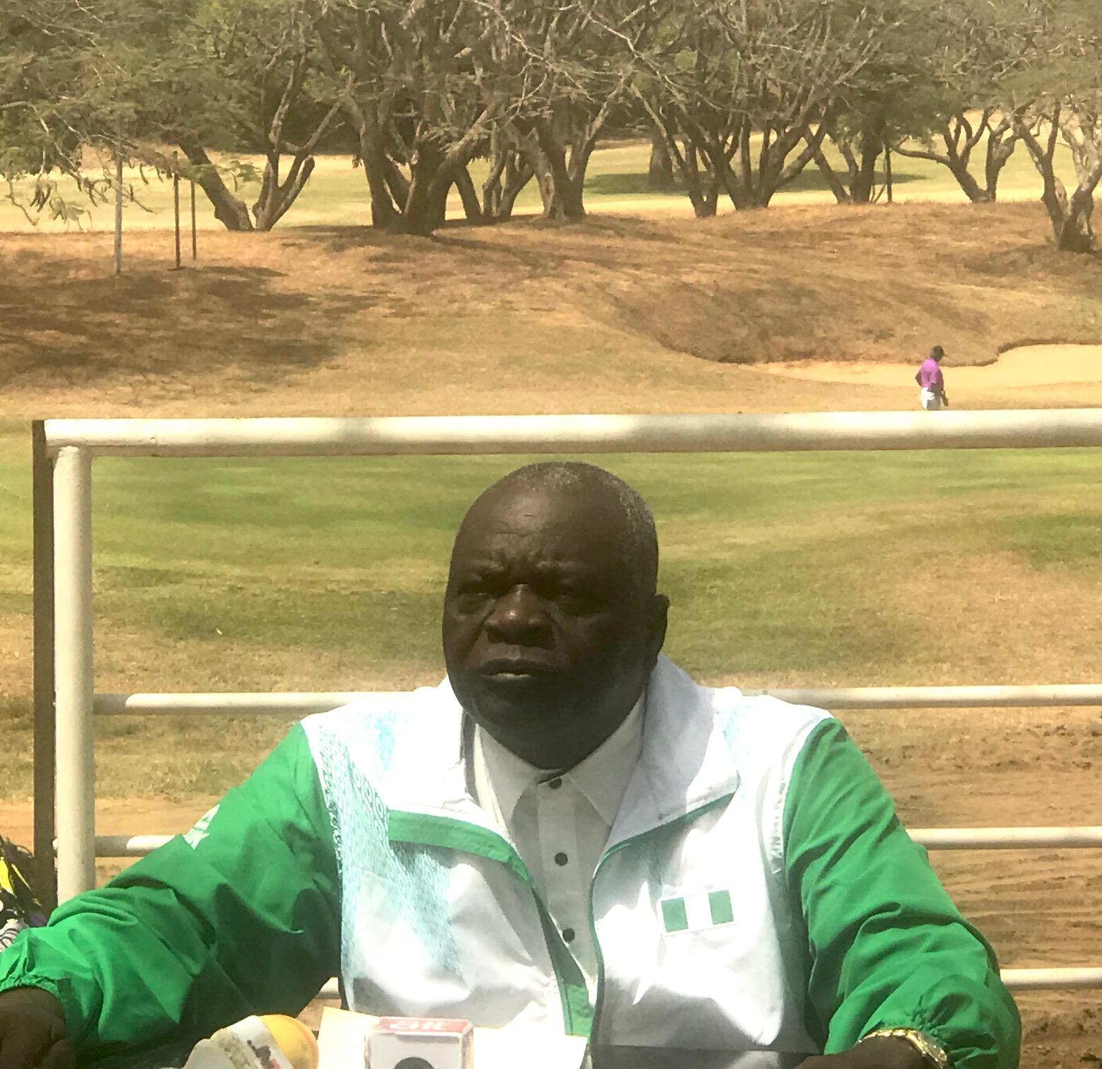 His Excellency Prince Olagunsoye Oyinlola