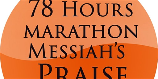 marathon messiah praise
