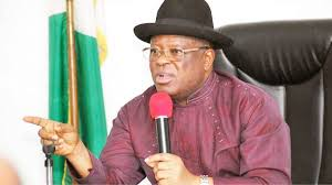 Ebonyi 2023: Umahi speaks on his defection to APC