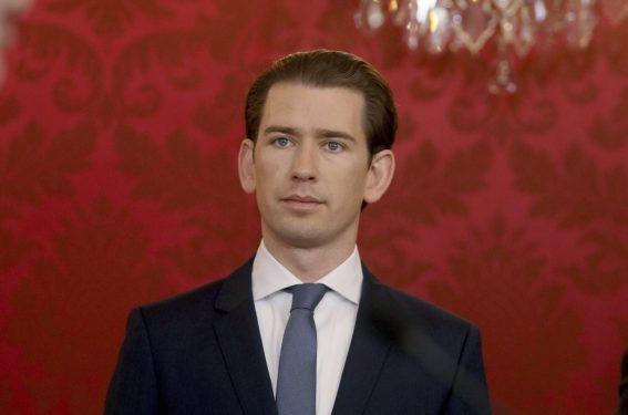 Sebastian Kurz Austrian