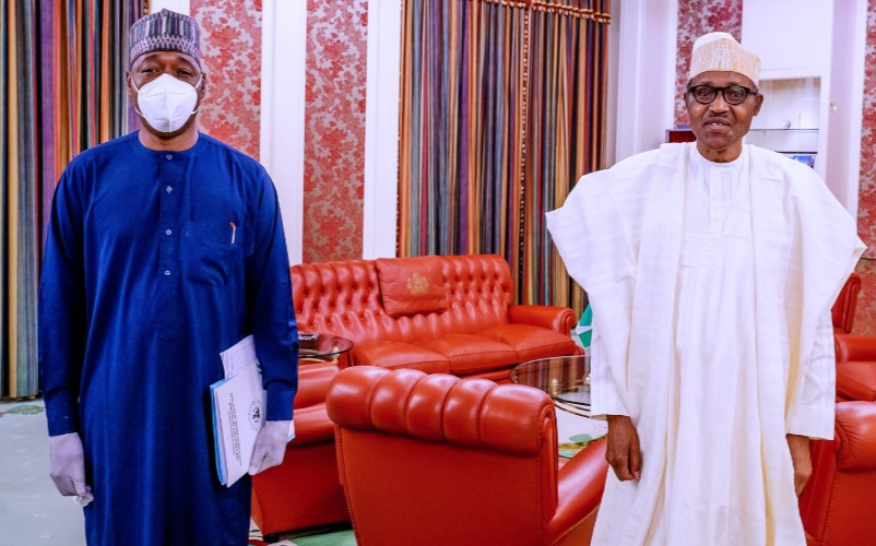 Boko Haram: Zulum meets Buhari over Chadian military operation along Lake Chad