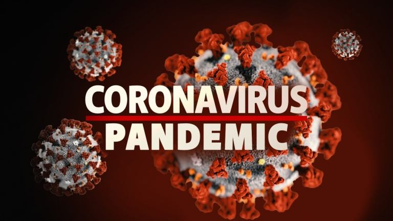 Pandemic has been named 2020 word of the year by Merriam-Webster.