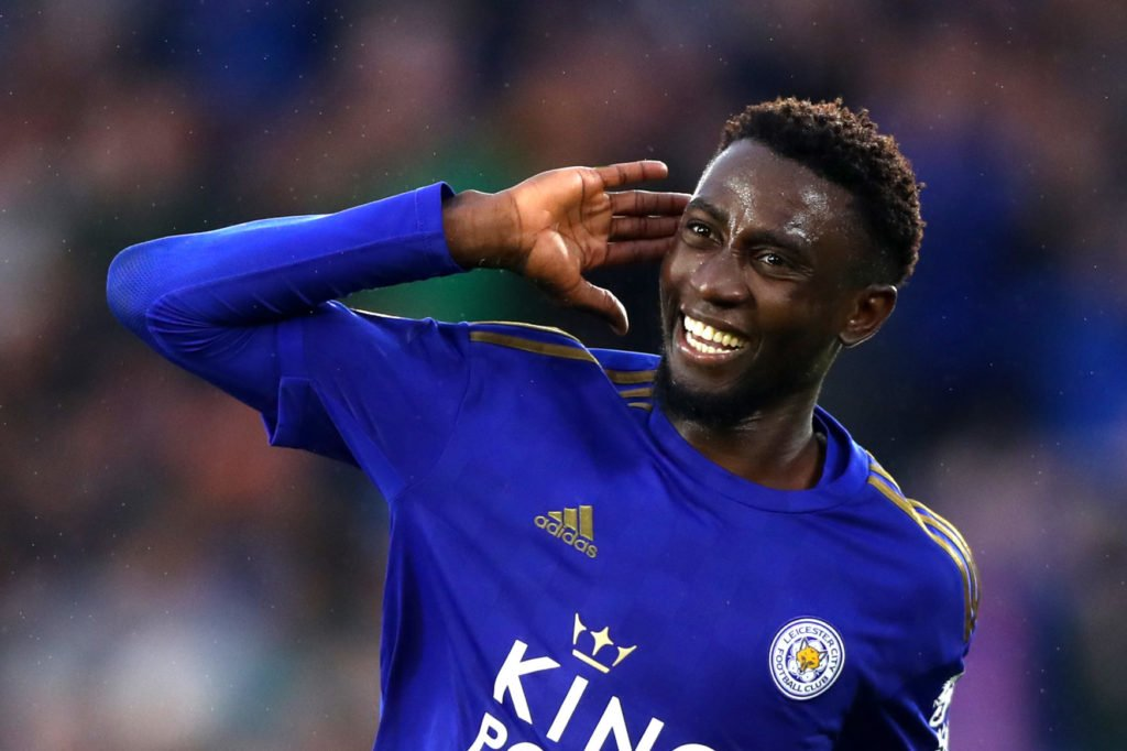 Leicester City's Ndidi could be out for three weeks— Rogers