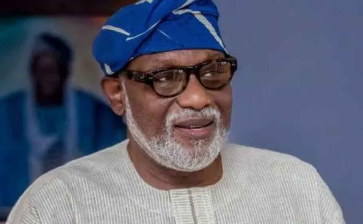 Akeredolu secures re-election with wide margin