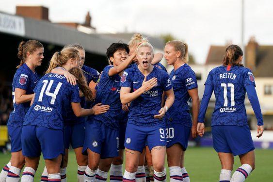 Chelsea women's team