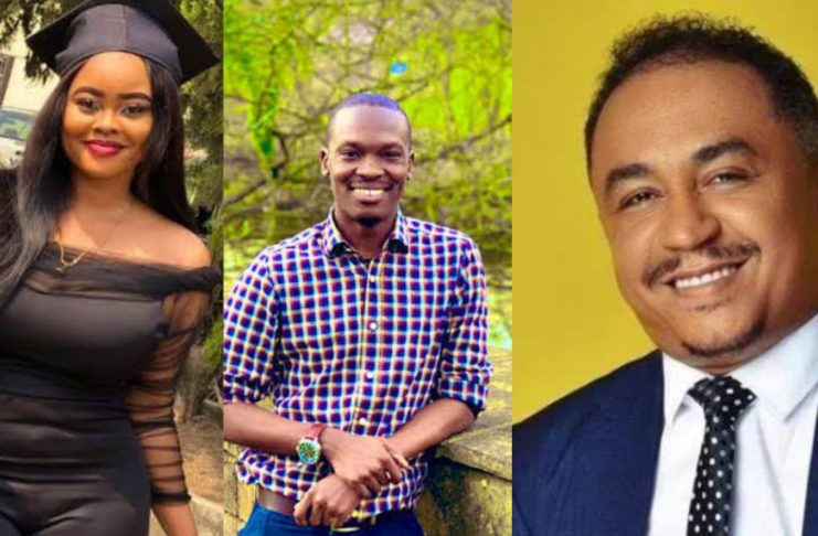 Daddy Freeze taunts Dr Funmilayo accused of Rape