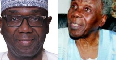 Nigeria Legion Mourns Kwara State Governor's Father