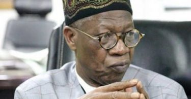 Buhari's administration will not shield any corrupt individual - Lai Mohammed