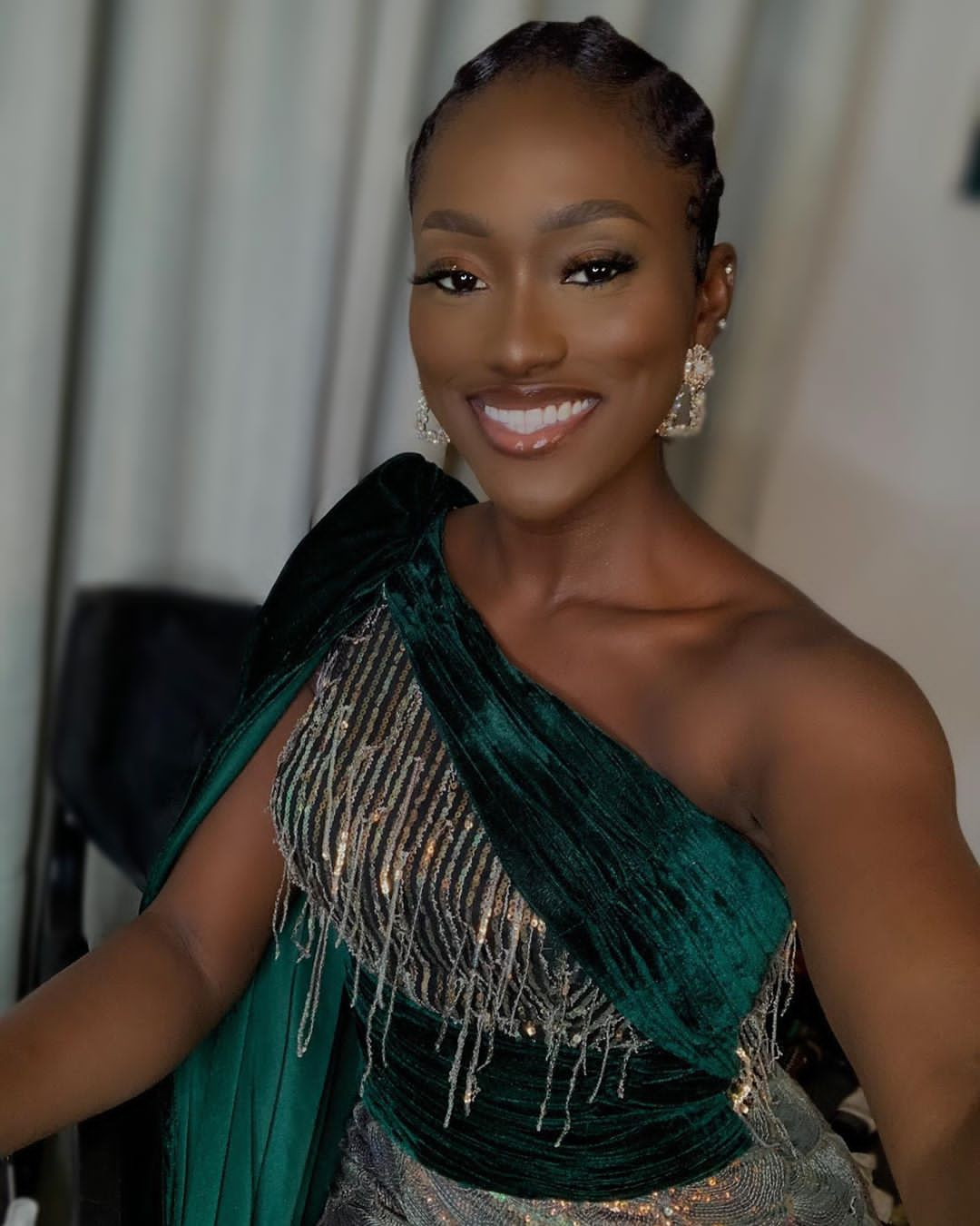 Linda Osifo reveals she considered having surgery to remove her tribal marks Before