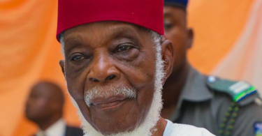 Afenifere Leader, Pa. Fasanmi, to be buried with wife on Aug 4