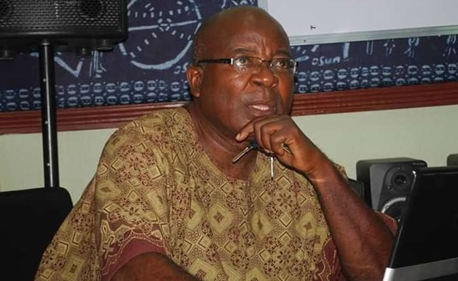 Cowrie FM founder, Thomas Willy is dead