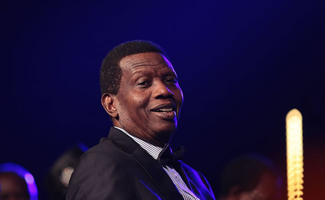 ''The Lord may return before next RCCG convention''-Adeboye