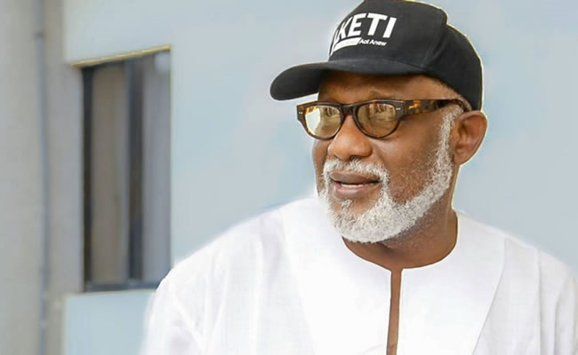 Ondo election: Akeredolu's aide resigns, teams up with deputy