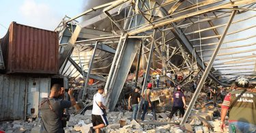 Scores dead, many injured as explosions rock Lebanon's Beirut