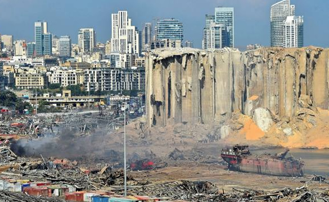 EU offers €33 million to support Lebanon after explosion