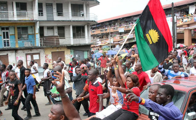 Biafra forms alliance with Cameroon's separatist group, Ambazonia for independence