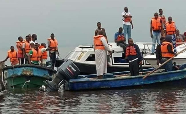 Lagos boat mishap, 10 dead 4 others missing