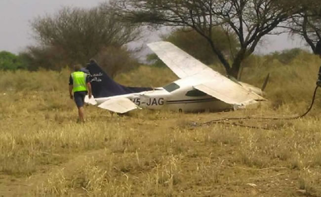 Plane crashes in Congo, passengers and crew dead