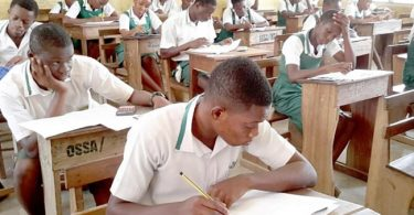 Strict invigilation during test, Ghanaian students riot