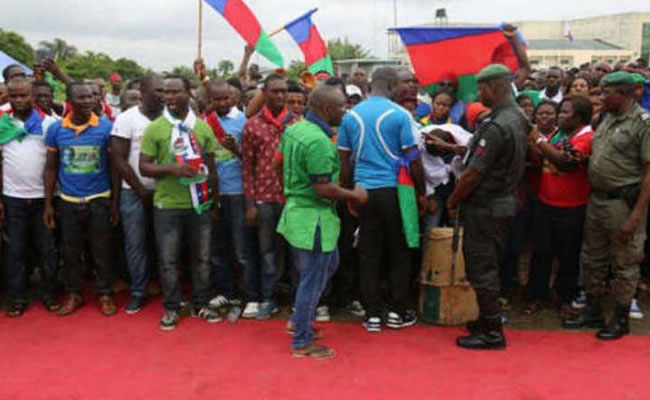 Ijaw-Apoi communities protest exclusion from bitumen mapping