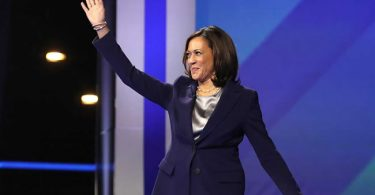 Joe Biden picks Kamala Harris for vice-presidential running mate