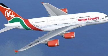 Kenya Airways has been banned from Tanzania airspace