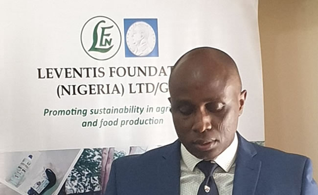 Leventis Foundation seeks agricultural growth for economic value