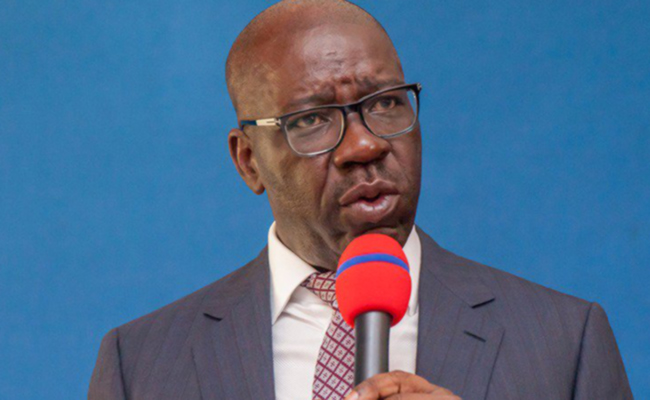 My convoy was attacked in Oshiomhole's ward - Obaseki