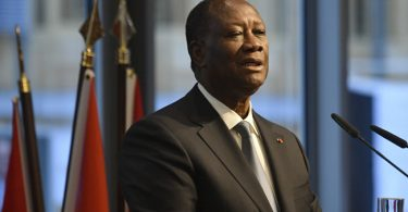 Outburst over Ivory Coast President's third term ambition