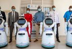 Robots protect doctors working with COVID-19 Patients in Rwanda – Minister
