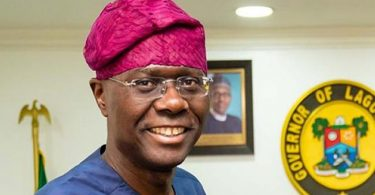 Sanwo-Olu signs executive order to rebuild Lagos