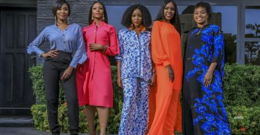 Osas Ighodaro, Toni Tones, Lala Akindoju star in 'The Smart Money Woman' TV series